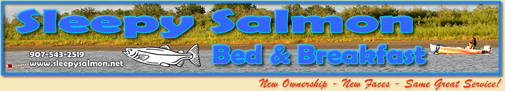 Sleepy Salmon Bed and Breakfast, Bethel, Alaska